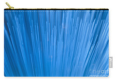 Fiber Optics Close-up Abstract Carry-all Pouch