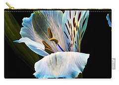 Flower Carry-all Pouch by Gunnar Orn Arnason