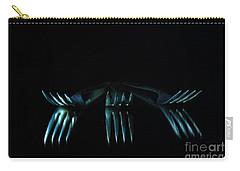 3 Forks Carry-all Pouch by Randi Grace Nilsberg