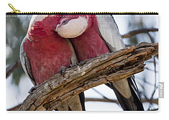 Galahs Carry-all Pouch