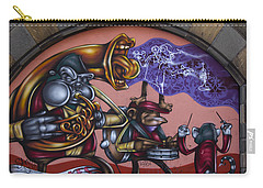 Graffiti House Carry-all Pouch