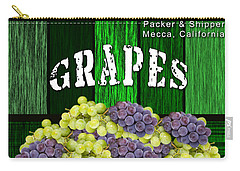 Grape Farm Carry-all Pouch