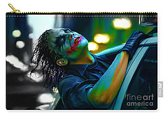 Heath Ledger Carry-all Pouch
