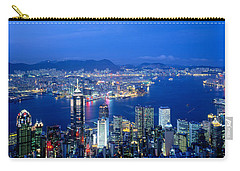 Hong Kong China Carry-all Pouch by Panoramic Images