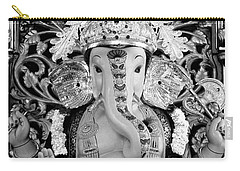 Lord Ganesha Carry-all Pouch by Kiran Joshi