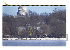 Madison Capitol And Zoo Carry-all Pouch