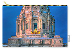 Minnesota State Capitol St Paul Carry-all Pouch