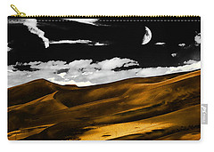 Night At The Great Sand Dunes Carry-all Pouch