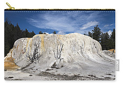 Orange Spring Mound Mammoth Hot Springs Yellowstone National Park Carry-all Pouch