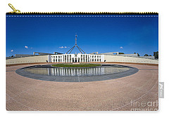 Parliament House Australia Carry-all Pouch