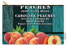 Peach Farm Carry-all Pouch