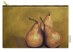 3 Pear Study Carry-all Pouch
