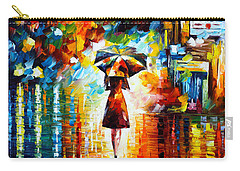 Rain Princess Carry-all Pouch