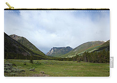 Rainbow At Beartooth Pass Carry-all Pouch