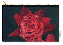 3 Roses Red Carry-all Pouch