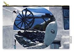 Santorini Island Greece Carry-all Pouch