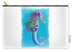 The Pretty Seahorse Carry-all Pouch