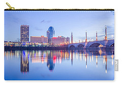 Springfield Massachusetts City Skyline Early Morning Carry-all Pouch