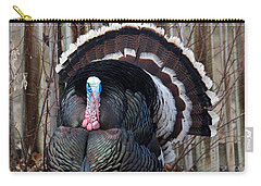 Strutting Turkey Carry-all Pouch
