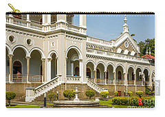 The Aga Khan Palace Carry-all Pouch by Kiran Joshi