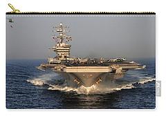 Uss Dwight D. Eisenhower Carry-all Pouch