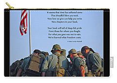 Veterans Remember Carry-all Pouch