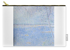 Water Of Les Iles De Lerins France Carry-all Pouch