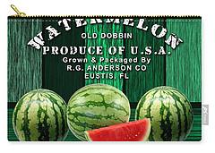 Watermelon Farm Carry-all Pouch