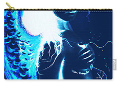 When Heaven And Earth Collide 1 Carry-all Pouch