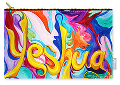 Yeshua Carry-all Pouch by Nancy Cupp