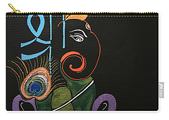 30 Vignaharta Ganesh Carry-all Pouch