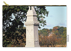 30u13 Hood Park Monument To Civil War Soldiers And Sailors Photo Carry-all Pouch