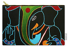 31 Rudrapriya Ganesh Carry-all Pouch