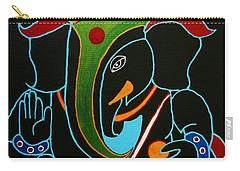 31 Rudrapriya Ganesh Carry-all Pouch