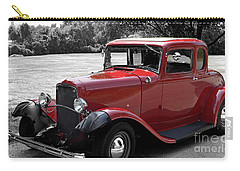 32 Ford Coupe Charmer Carry-all Pouch