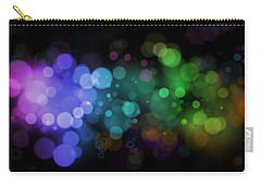 Colour In The Night Carry-all Pouch