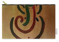 33 Rakta Ganesh Carry-all Pouch