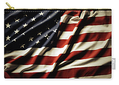 American Flag 61 Carry-all Pouch