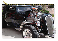 34 Custom Chevy Carry-all Pouch by Chris Thomas