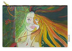 Alter Ego Carry-all Pouch by Diana Bursztein