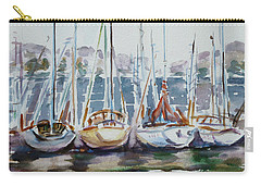 4 Boats Carry-all Pouch