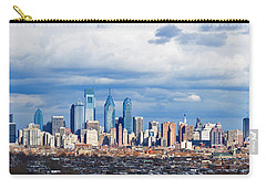 Buildings In A City, Comcast Center Carry-all Pouch