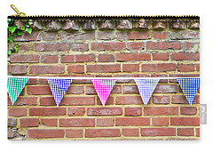 Bunting Carry-all Pouch by Tom Gowanlock