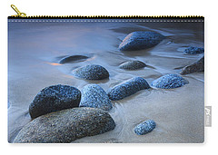 Carry-all Pouch featuring the photograph Campelo Beach Galicia Spain by Pablo Avanzini