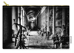 Cemetery Of Verona Carry-all Pouch