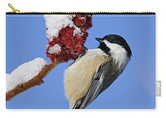 Chickadee Love... Carry-all Pouch