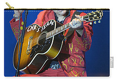 Chris Isaak Carry-all Pouch