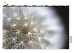 Dandelion Backlit Close Up Carry-all Pouch