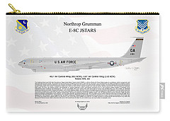Northrop Grumman E-8c Jstars Carry-all Pouch