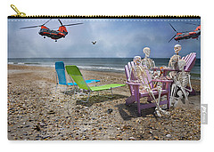 Search Party Carry-all Pouch by Betsy Knapp